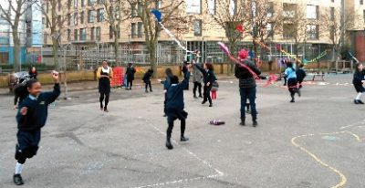 London School Kite Day